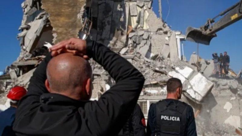 Albania earthquake 1