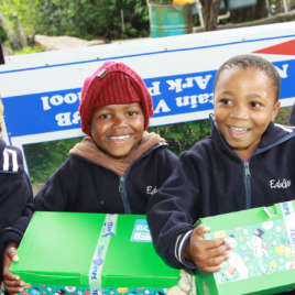 Shoebox Appeal: Get involved wherever you are.