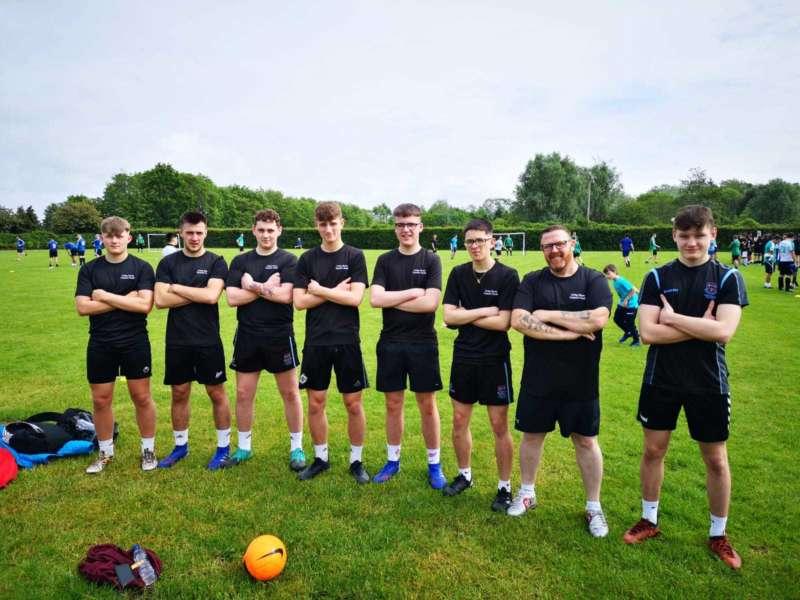 Living Room Football Team 2019, with Ian Liggett
