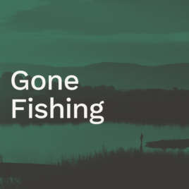 Jesus and Peter: Gone Fishing