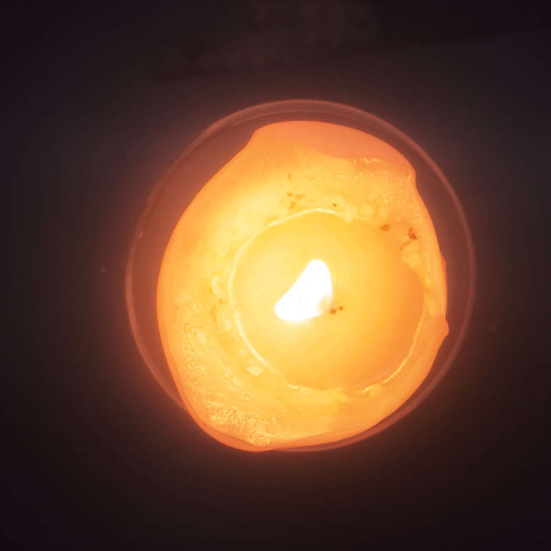 Candle From Above