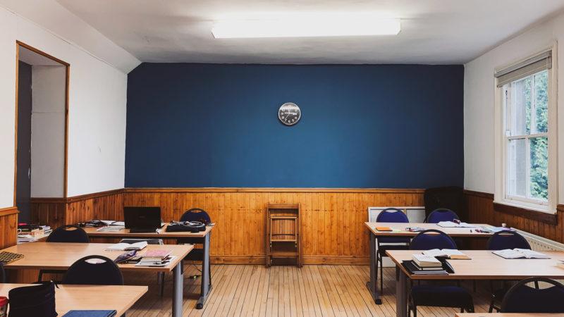 Ballyards classroom 3 small