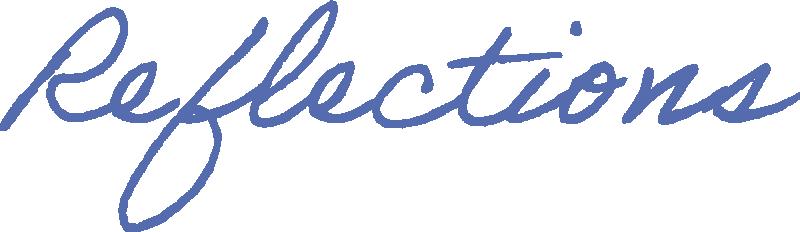 Reflections emblem