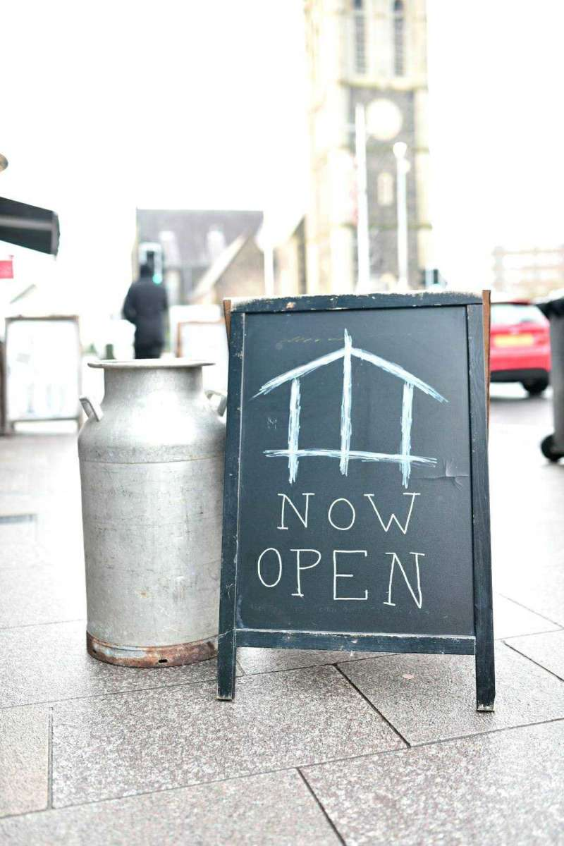 Tin House Coffee, Portadown. Now Open