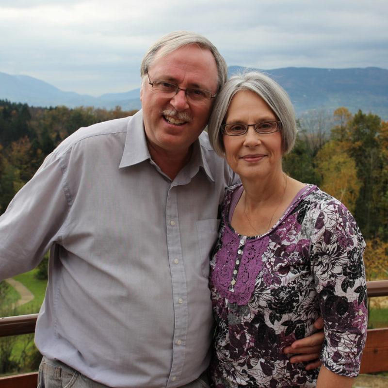 Eugene and Darla Smith