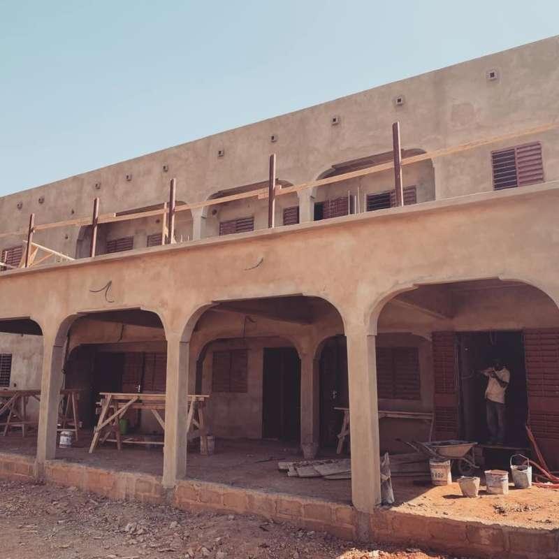 Burkina Clinic Front Jan19 Insta
