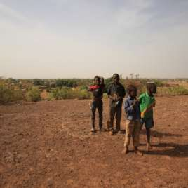 Burkina Faso Visit