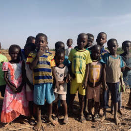 Burkina Faso Children's Camp