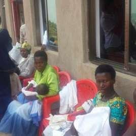 Rwanda Hospital Patients