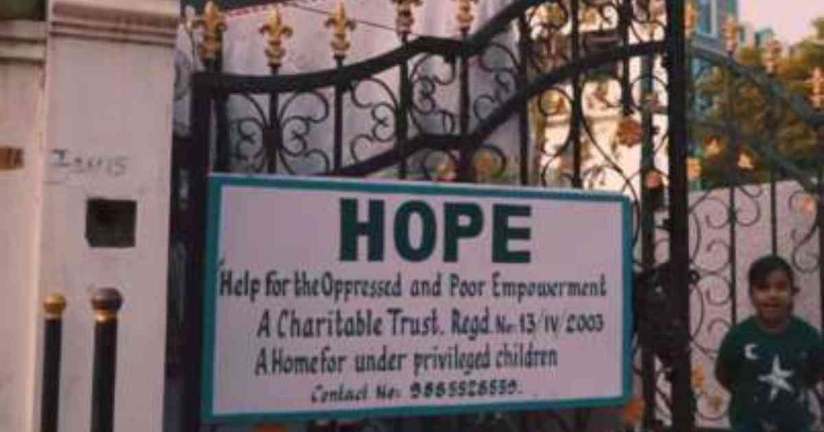 Introducing Hope Orphanage