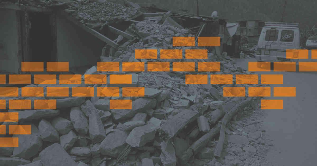 Bricks for Nepal