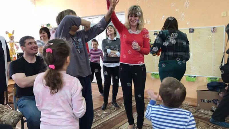 Belarus Special Needs School