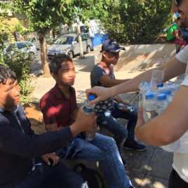 Refugee Crisis in Greece: Day 3