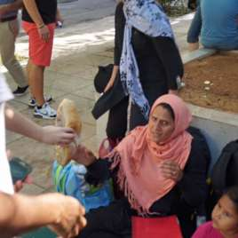 Refugee Crisis in Greece: Day 6