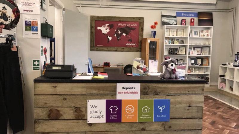 Castlederg Desk