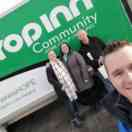 Shoeboxes collected in Scotland