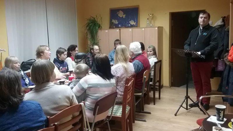 Elderly Home Dinner