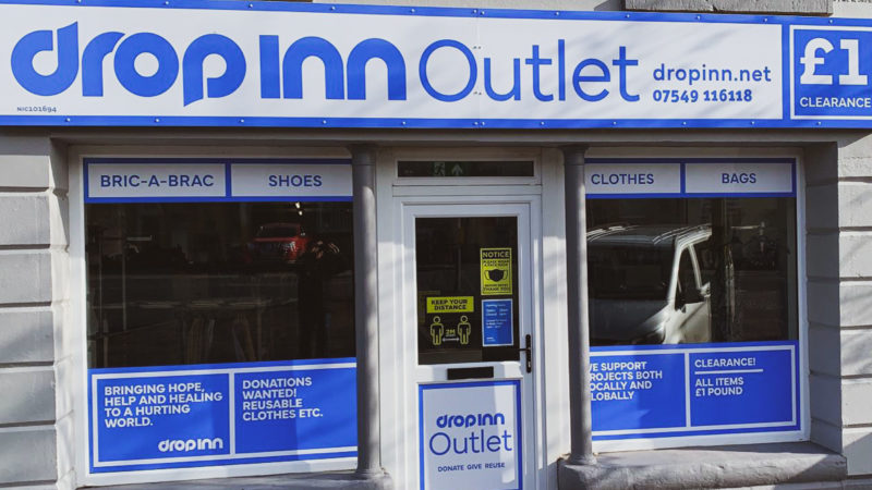 Aughnacloy outlet front