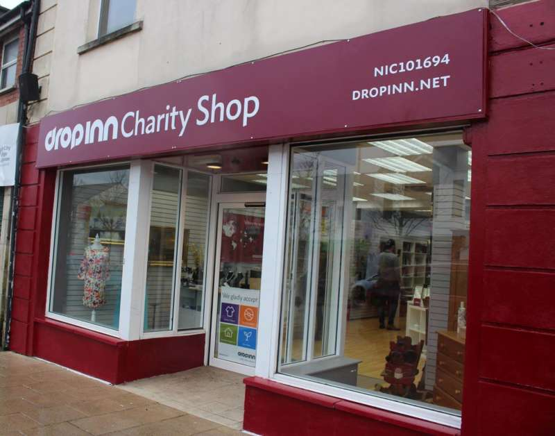 Banbridge Shop Front