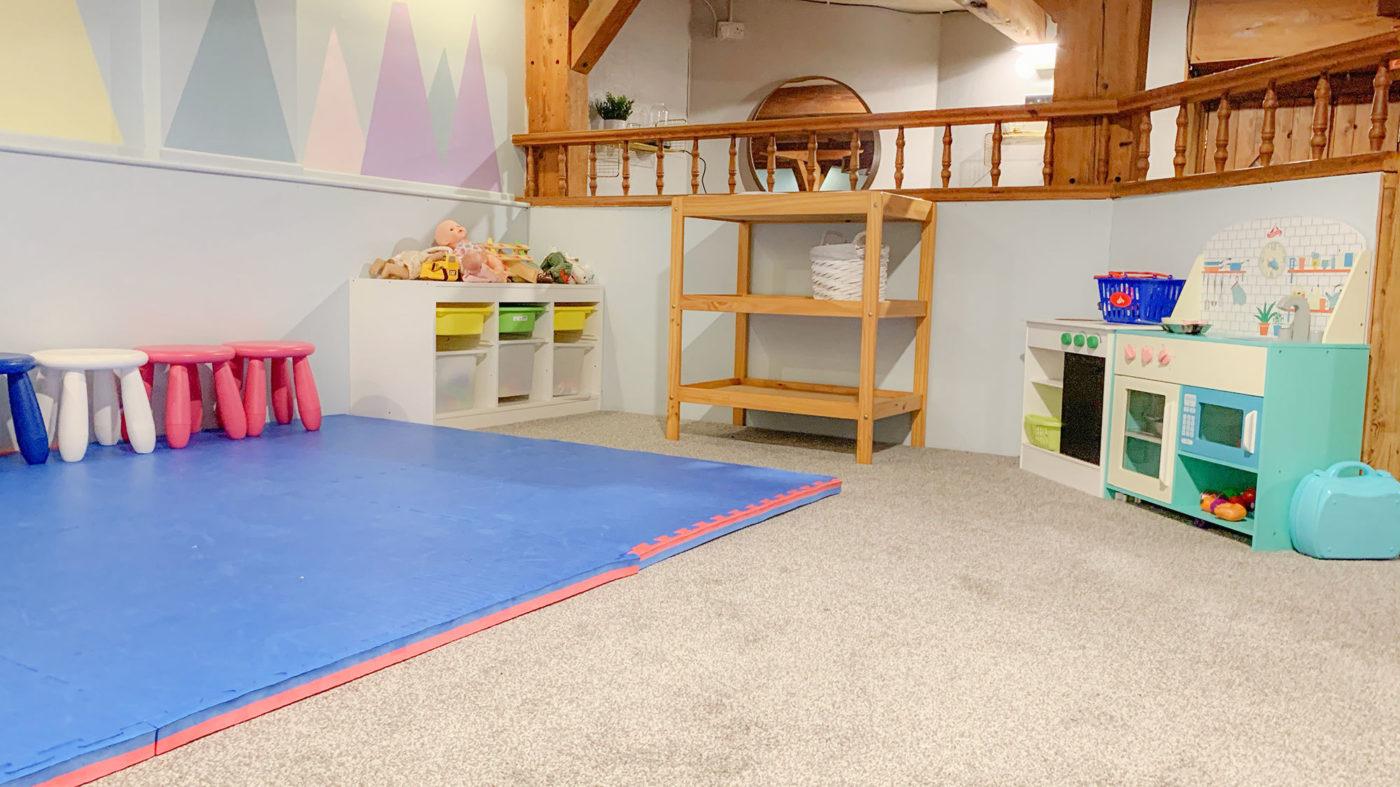 Soft play area 2