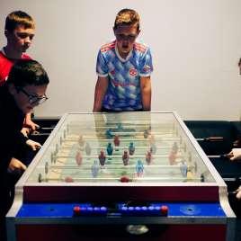Hub Youth Foosball2