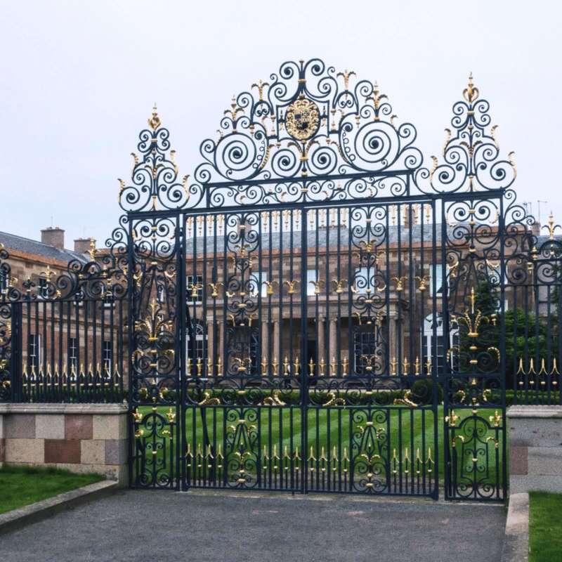 Richhill gates