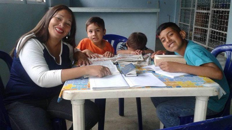 Desiree And Kids