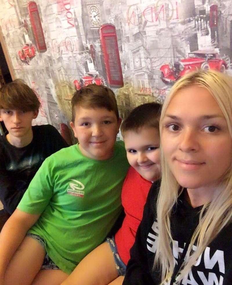 Dotsnik family