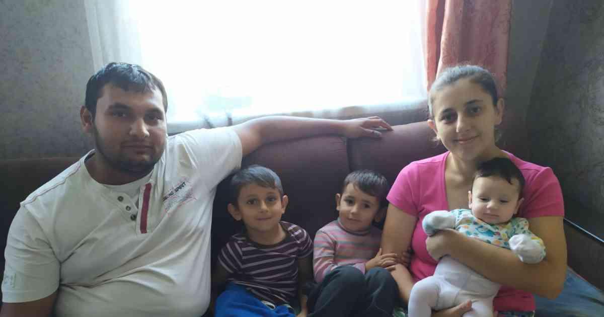 Nizgurenko family