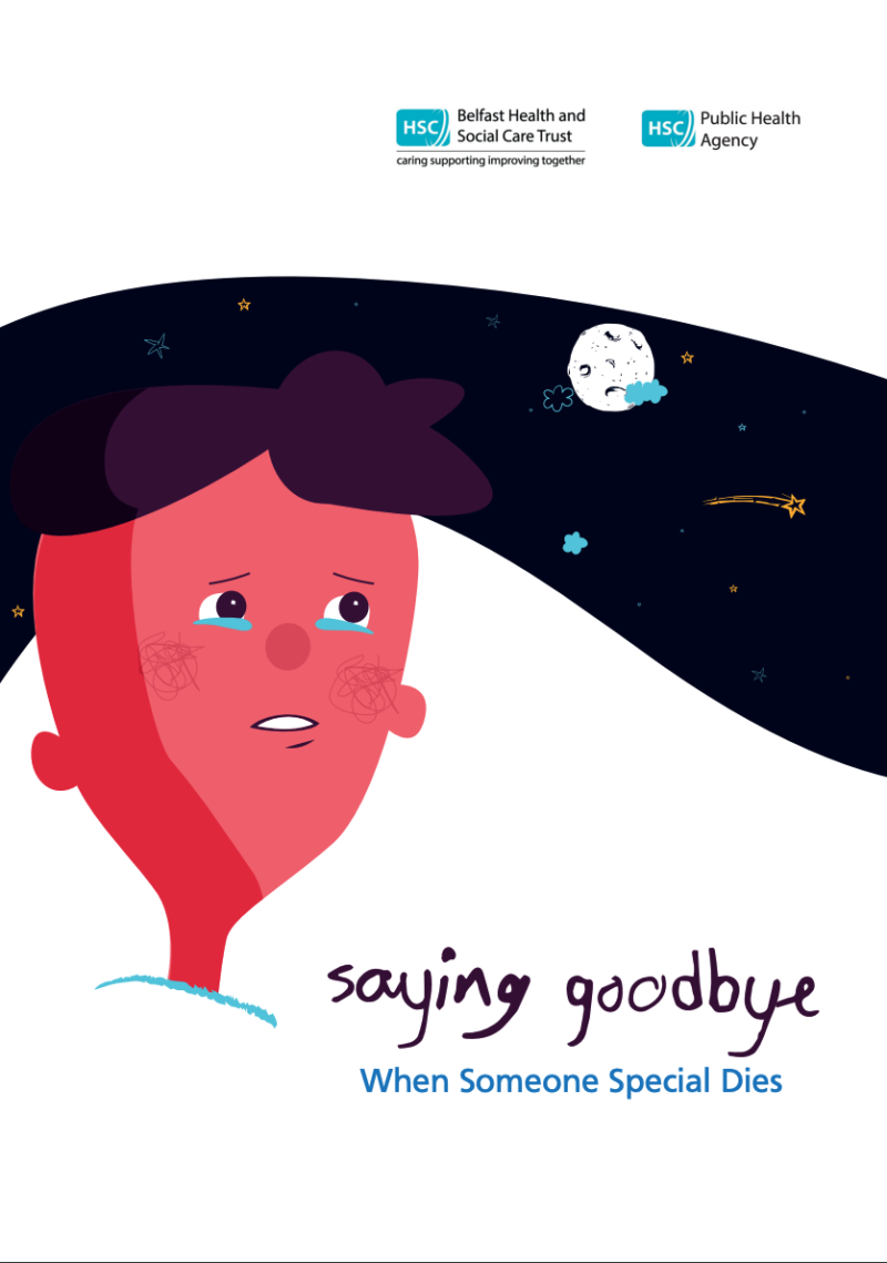 Saying goodbye when someone special dies