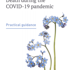 Death during the COVID-19 pandemic
